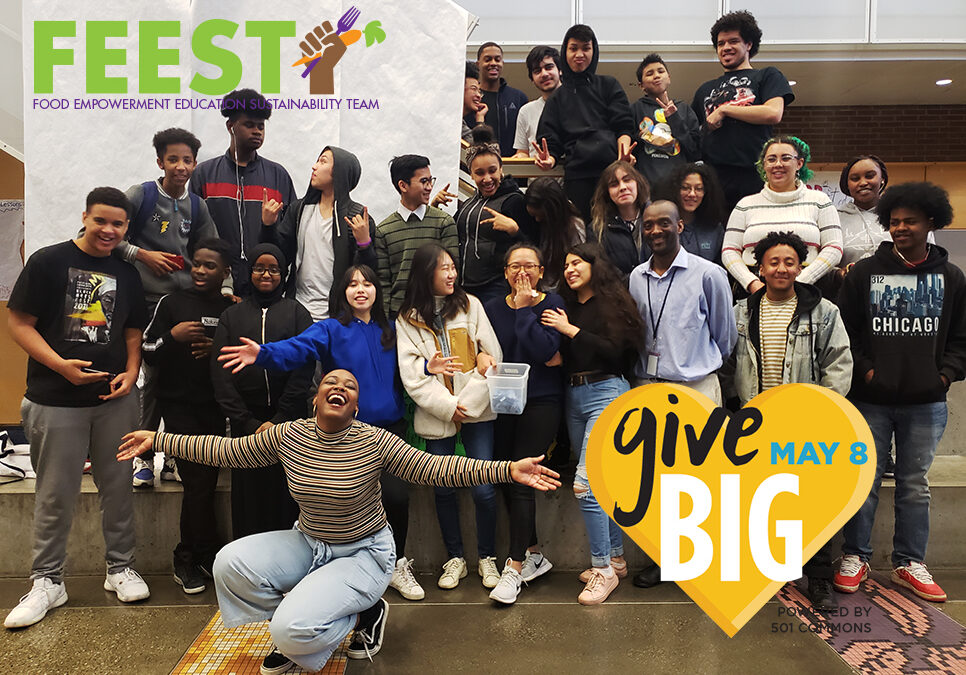 Save the Date for GiveBIG 2019