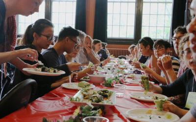 FEEST Community Dinner: Make Food Make Fam is May 7