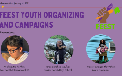 """Anyone can be a part of this fight"" – FEEST youth speak on how to run a successful campaign"