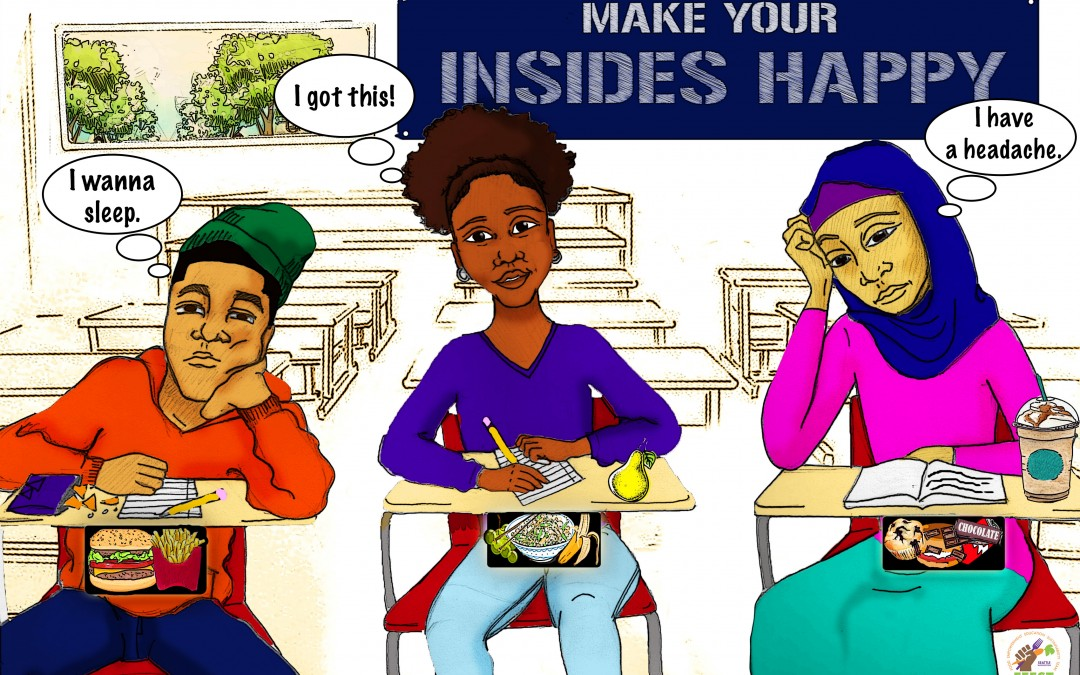 Youth-Led Healthy Food Campaign