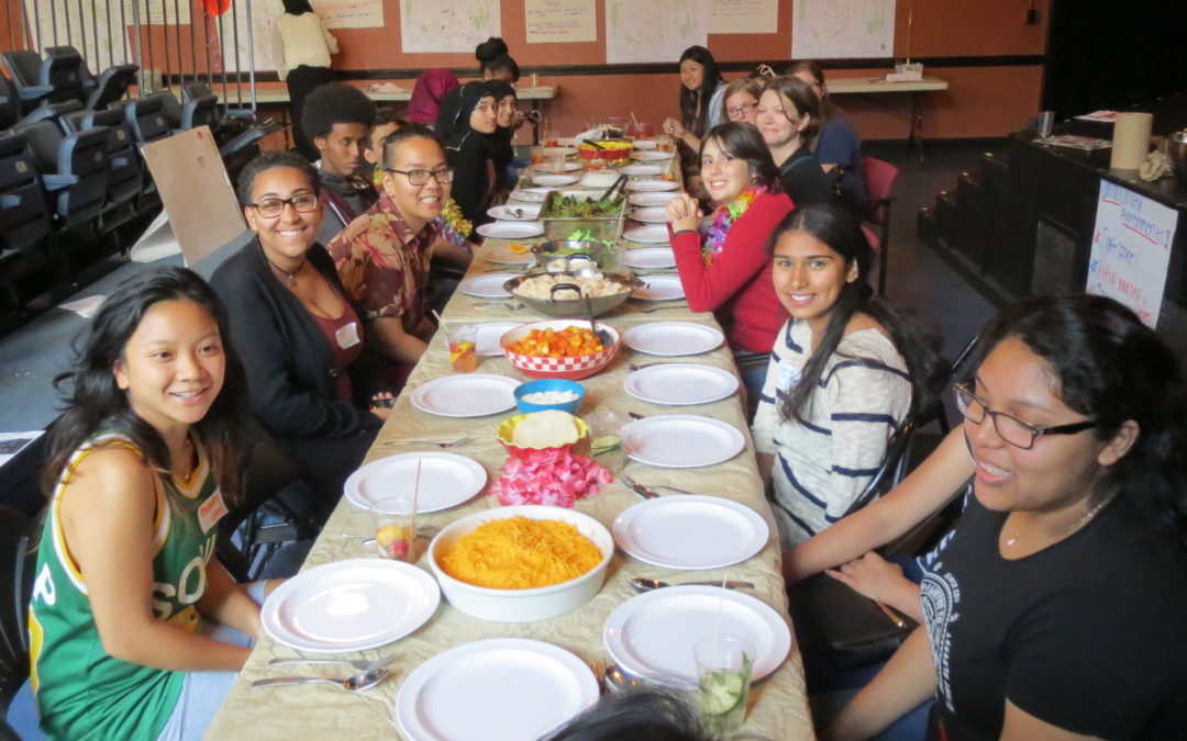 Join Us: March Community Pop-up Dinner