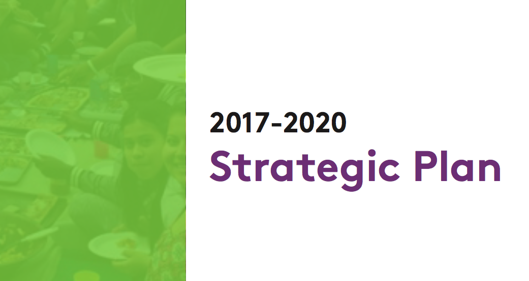 Check out our new strategic plan!