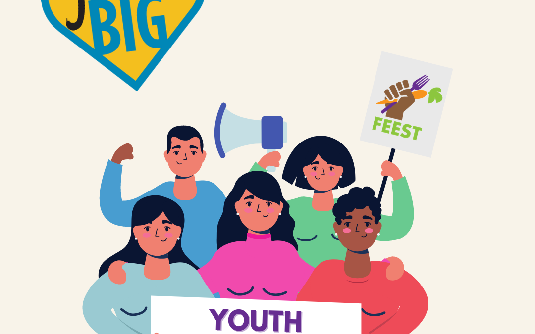 GiveBIG to FEEST on May 4